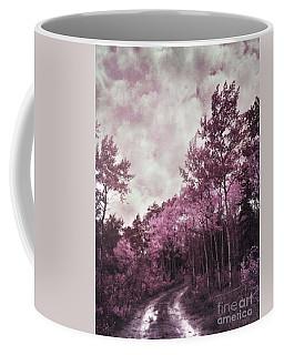 Sometimes My World Turns Pink Coffee Mug