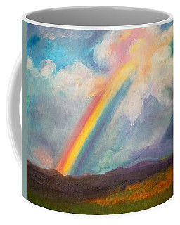 Somewhere Over The Rainbow Coffee Mug