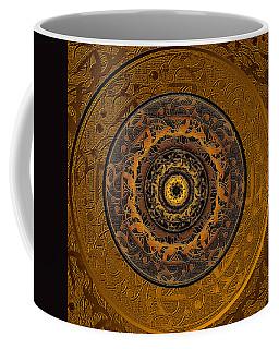 Song Of Heaven Mandala Coffee Mug