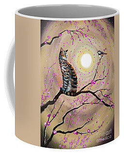 Song Of The Chickadee Coffee Mug