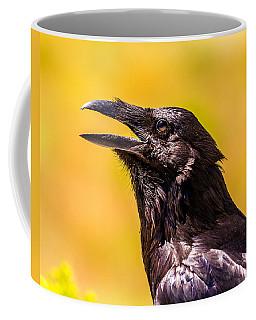 Song Of The Raven Coffee Mug