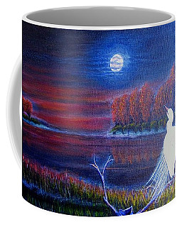 Song Of The Silent Autumn Night Coffee Mug