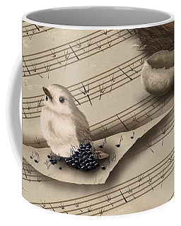 Songbird Coffee Mug