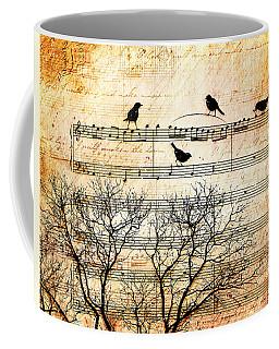 Songbirds Coffee Mug