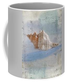 Songs Of The Sea Coffee Mug by Betty LaRue