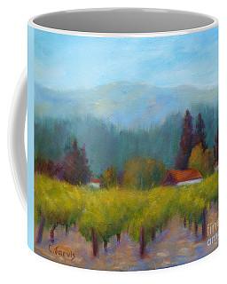 Sonoma Valley View Coffee Mug