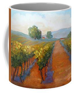 Sonoma Vineyard Coffee Mug