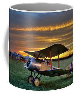 Sopwith Sunset Coffee Mug