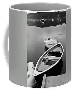 Sorrento Harbor Boats Coffee Mug
