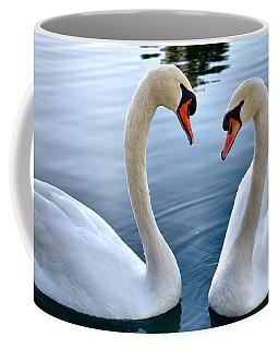 Soul Mates Coffee Mug by Deb Halloran