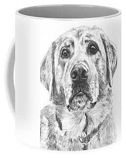 Soulful Lab Face Coffee Mug