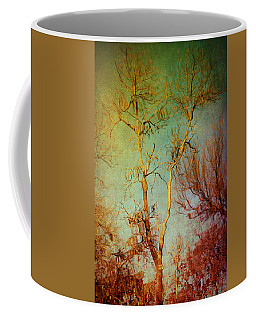 Souls Of Trees Coffee Mug by Trish Mistric