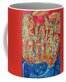 Sound Of Shofar Coffee Mug