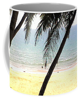 South Beach - Miami Coffee Mug