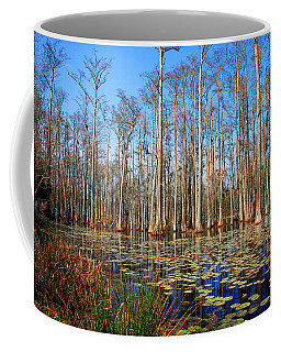South Carolina Swamps Coffee Mug
