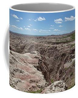 South Dakota Badlands Coffee Mug