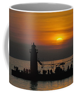 South Haven Lighthouse Coffee Mug