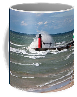 South Haven Splash Coffee Mug