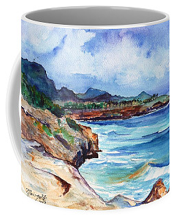 South Shore Hike Coffee Mug