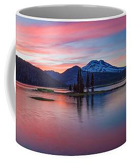South Sister Highlights Coffee Mug