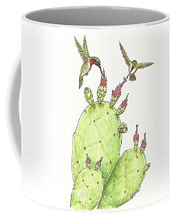 South Texas Nopales For Breakfast Coffee Mug