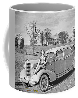 Southern Belle Coffee Mug