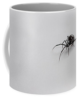 Southern Black Widow Spider Coffee Mug