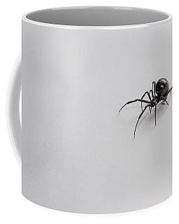 Southern Black Widow Spider Coffee Mug