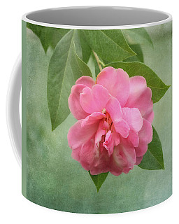 Southern Camellia Flower Coffee Mug