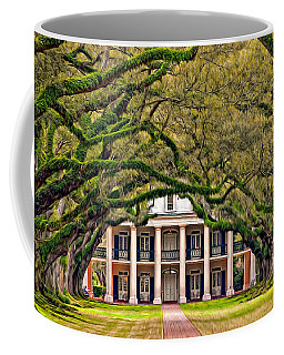 Southern Class Oil Coffee Mug