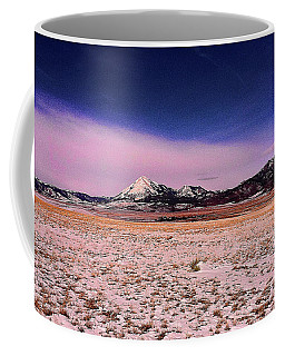 Southern Colorado Mountains Coffee Mug