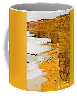 Southern Ocean Cliffs Coffee Mug