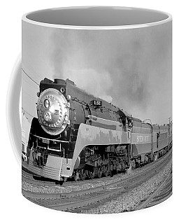 Southern Pacific Train In Texas Coffee Mug