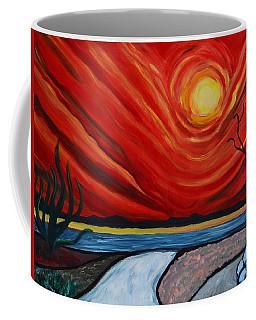 Southwest Desert Sun Coffee Mug
