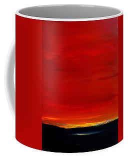 Southwest Desert Sunrise Coffee Mug