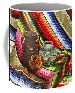 Southwest Still Life Coffee Mug