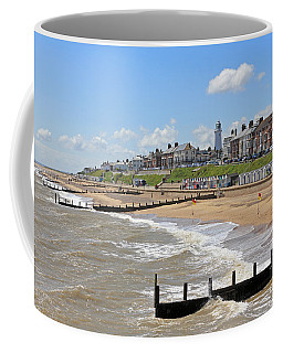 Southwold Beach 2 Coffee Mug