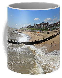Southwold Beach Coffee Mug
