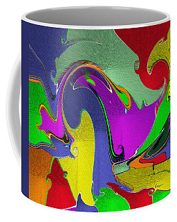 Space Interface Coffee Mug