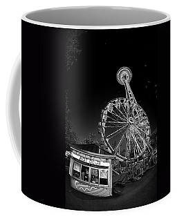 Space Needle Fights The End Of The World Coffee Mug