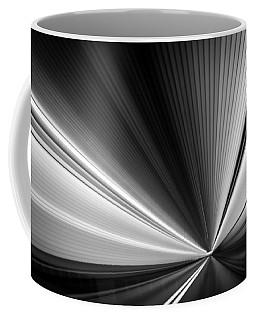 Space-time Continuum Coffee Mug by Mihai Andritoiu