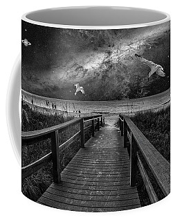 Space Walkway Coffee Mug