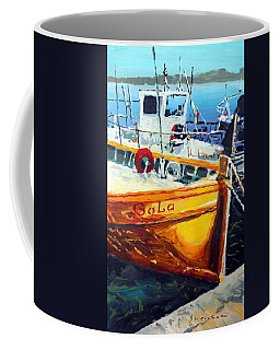 Spain Series 01 Cadaques Portlligat Coffee Mug