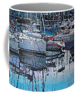 Spain Series 05 Port Del Balis Coffee Mug