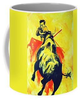 Spanish Bullfight Coffee Mug