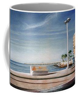Spanish Coast Coffee Mug