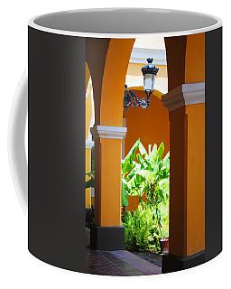 Spanish Court Coffee Mug