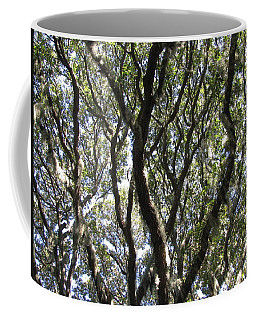 Spanish Moss Oak Coffee Mug