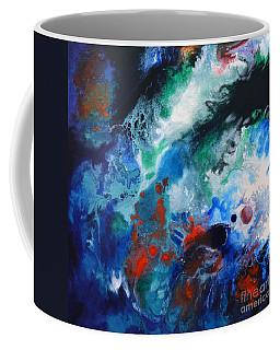 Spark Of Life Canvas One Coffee Mug