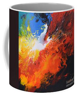 Spark Of Life Canvas Three Coffee Mug
